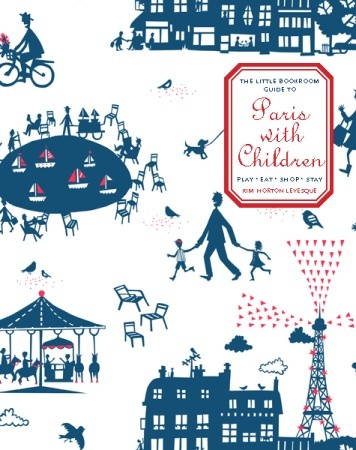 GIVEAWAY! Enter to win a copy of my new book, The Little Bookroom Guide to Paris with Children